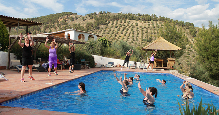 the body retreat spain