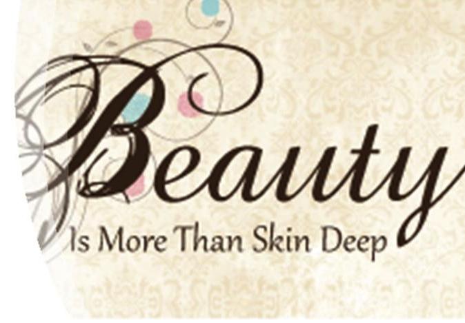 beauty skin deep essays