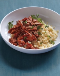 Spiced Pork and Cous Cous