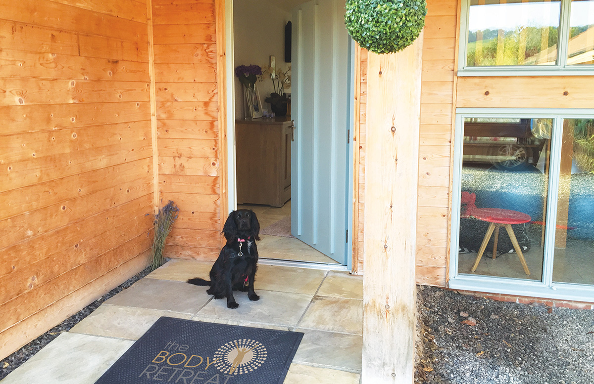 The Body Retreat in Somerset